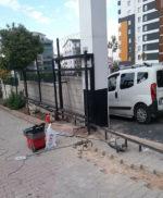 Ankara Otomatik Yana Kayar Bahçe Kapısı Tamir
