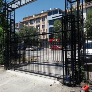 Ankara Yana Kayar Bahçe Kapısı Onarımı