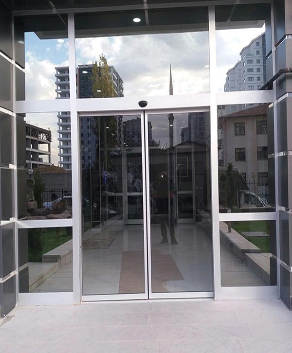 Ankara Ostim Bina Fotoselli Yana Kayar Kapı
