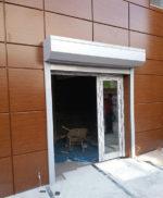 Otomatik Kepenk Giriş Kapısı