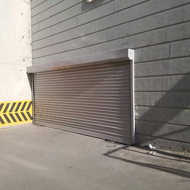 Ankara Alışveriş Merkezi Otopark Kepenk Tamircisi
